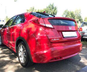 Покупка, внос на кола от Германия - Honda Civic 2.2 i-DTEC 2012 150hp 3