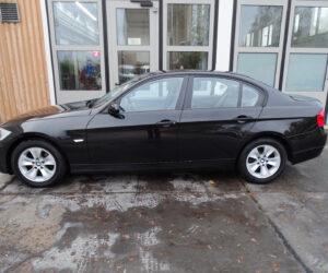 Покупка, внос на кола от Германия - BMW 320i 3