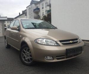 Покупка, внос на кола от Германия Chevrolet Lacetti 2008 1.8 CDX 121hp 1