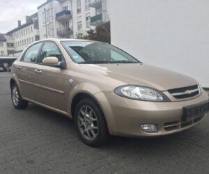 Покупка, внос на кола от Германия Chevrolet Lacetti 2008 1.8 CDX 121hp 3