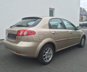 Покупка, внос на кола от Германия Chevrolet Lacetti 2008 1.8 CDX 121hp 4