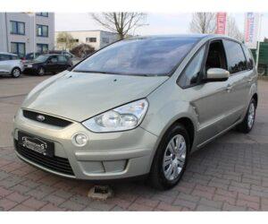 Покупка, внос на кола от Германия - Ford S-Max 2.0 TDCi Titanium Automatik 2008 140hp 1