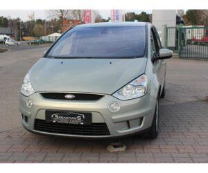 Покупка, внос на кола от Германия - Ford S-Max 2.0 TDCi Titanium Automatik 2008 140hp 2