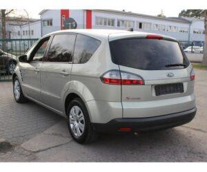 Покупка, внос на кола от Германия - Ford S-Max 2.0 TDCi Titanium Automatik 2008 140hp 4