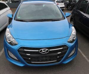 Покупка, внос на кола от Германия - Hyundai i30 1.6 CRDI 2016 136 hp 1