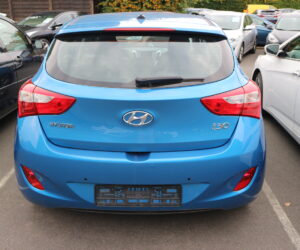 Покупка, внос на кола от Германия - Hyundai i30 1.6 CRDI 2016 136 hp 4