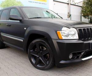 Покупка, внос на кола от Германия - Jeep Grand Cherokee SRT8 6.1 HEMI V8 Autom 313kW (426 PS) 2