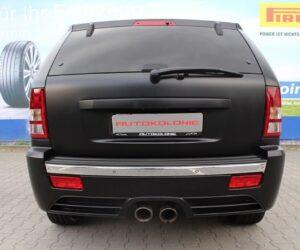 Покупка, внос на кола от Германия - Jeep Grand Cherokee SRT8 6.1 HEMI V8 Autom 313kW (426 PS) 5