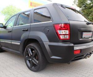 Покупка, внос на кола от Германия - Jeep Grand Cherokee SRT8 6.1 HEMI V8 Autom 313kW (426 PS) 6