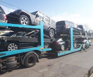Покупка, внос на кола от Германия - Jeep Wrangler Unlimited Sahara 4x4 2018 284hp 13