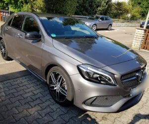 Покупка, внос на кола от Германия - Mercedes-Benz A200 2016 153hp AMG Line 1