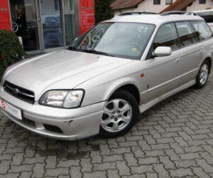 Покупка, внос на кола от Германия - Subaru Legacy 2.0 4WD 125 к.с. 2