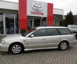 Покупка, внос на кола от Германия - Subaru Legacy 2.0 4WD 125 к.с. 3