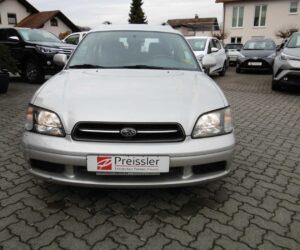 Покупка, внос на кола от Германия - Subaru Legacy 2.0 4WD 125 к.с. 4
