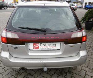 Покупка, внос на кола от Германия - Subaru Legacy 2.0 4WD 125 к.с. 5