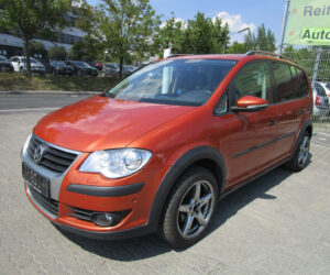Покупка, внос на кола от Германия - VW CrossTouran 2.0 TDI Highline, Xenon, Кожа, Навигация, 7 места 1