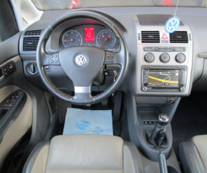 Покупка, внос на кола от Германия - VW CrossTouran 2.0 TDI Highline, Xenon, Кожа, Навигация, 7 места 10