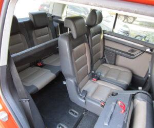 Покупка, внос на кола от Германия - VW CrossTouran 2.0 TDI Highline, Xenon, Кожа, Навигация, 7 места 12