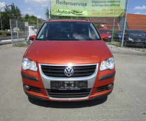 Покупка, внос на кола от Германия - VW CrossTouran 2.0 TDI Highline, Xenon, Кожа, Навигация, 7 места 2