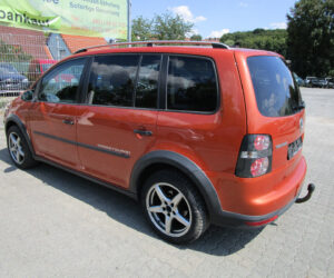 Покупка, внос на кола от Германия - VW CrossTouran 2.0 TDI Highline, Xenon, Кожа, Навигация, 7 места 4