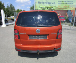 Покупка, внос на кола от Германия - VW CrossTouran 2.0 TDI Highline, Xenon, Кожа, Навигация, 7 места 5