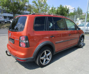 Покупка, внос на кола от Германия - VW CrossTouran 2.0 TDI Highline, Xenon, Кожа, Навигация, 7 места 6