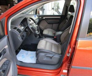 Покупка, внос на кола от Германия - VW CrossTouran 2.0 TDI Highline, Xenon, Кожа, Навигация, 7 места 9