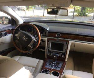 Покупка, внос на кола от Германия - VW Phaeton 2011 3.0tdi V6 239hp 5
