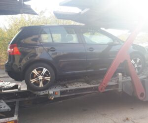 Покупка, внос на кола от Германия - Volkswagen Golf V 1.6 Tour 2007 102hp 10