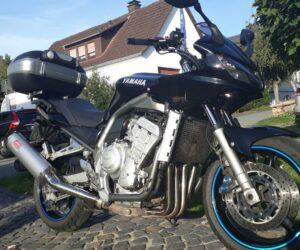 Покупка, внос на мотор от Германия - Jamaha Fyzer 1000, 143hp, Sport 2