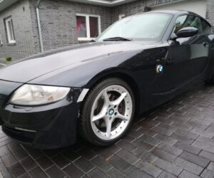 BMW Z4 Coupe 2007 3.0si Aut. 265hp 1