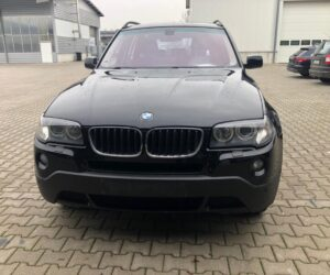 BMW X3 2.0d 2008 177hp Gallery photo