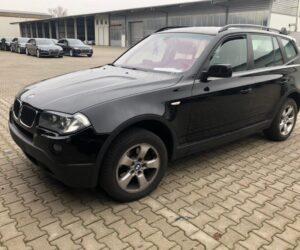 Покупка, внос на кола от Германия - BMW X3 2.0d 2008 177hp 2