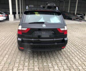 Покупка, внос на кола от Германия - BMW X3 2.0d 2008 177hp 4