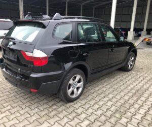 Покупка, внос на кола от Германия - BMW X3 2.0d 2008 177hp 5
