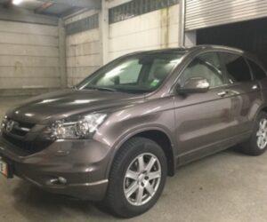 Покупка, внос на кола от Германия - Honda CR-V 2.2 DTEC Executive 50 Jahre Edition 2012 150hp 1