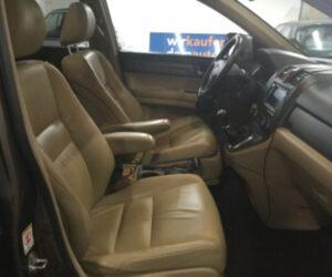Покупка, внос на кола от Германия - Honda CR-V 2.2 DTEC Executive 50 Jahre Edition 2012 150hp 8