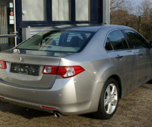 Внос от Германия - Хонда Акорд 2.4 бензин 200кс. Автоматик Всички Екстри 3