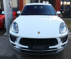 Внос от Германия на Porsche Macan S Diesel 2016 258hp gallery
