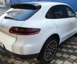 Внос от Германия на Porsche Macan S Diesel 2016 258hp 8