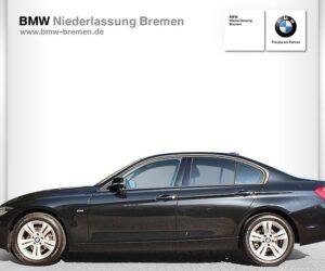 Внос от Германия - BMW 320d 2015 190hp xDrive Sport Line HiFi LED GSD 4