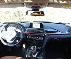 Внос от Германия - BMW 320d 2015 190hp xDrive Sport Line HiFi LED GSD 8