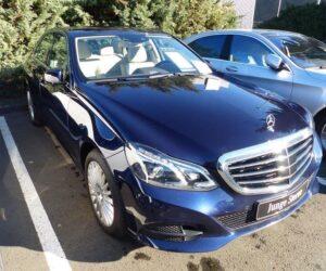 Внос от Германия - Mercedes-Benz E250 BT 4M 2015 Всички Екстри 3