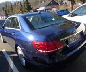 Внос от Германия - Mercedes-Benz E250 BT 4M 2015 Всички Екстри 4
