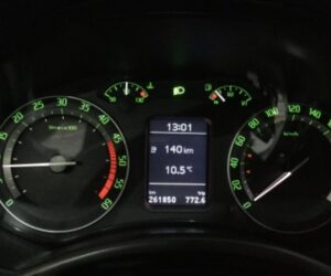 Внос от Германия - Skoda Octavia RS 2008 170к.с. 12