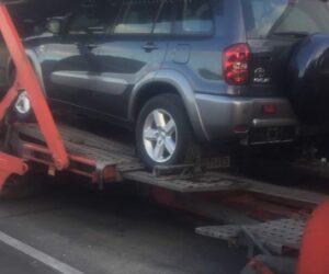 Внос от Германия - Toyota RAV4 Sol 2.0 Benzin 4x4 12