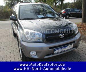 Внос от Германия - Toyota RAV4 Sol 2.0 Benzin 4x4 2