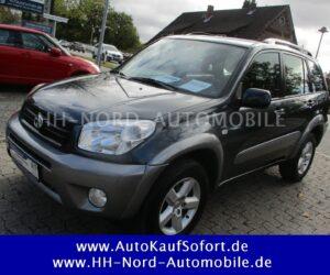 Внос от Германия - Toyota RAV4 Sol 2.0 Benzin 4x4 4
