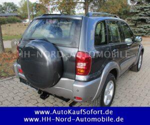 Внос от Германия - Toyota RAV4 Sol 2.0 Benzin 4x4 5