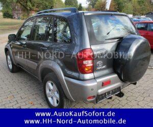 Внос от Германия - Toyota RAV4 Sol 2.0 Benzin 4x4 6